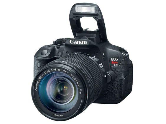 Dette er Canon EOS 65... unnskyld, 700D.