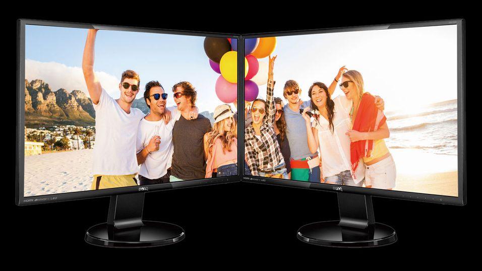 BenQ GW2760HS forsøker å fjerne problemet med flimmer på PC-skjermen.