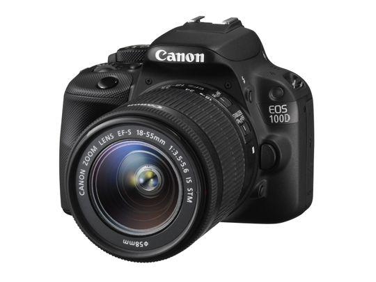 Canon EOS 100D.