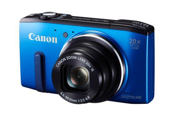 Canon PowerShot SX270 HS.