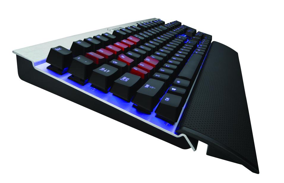 Dette er Corsairs nye mekaniske spilltastatur
