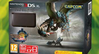 Vant du tøff 3DS XL med actionspill?