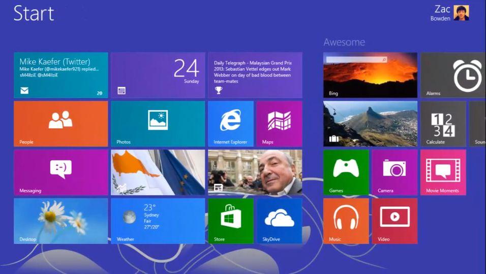 Neste versjon av Windows er lekket på nett