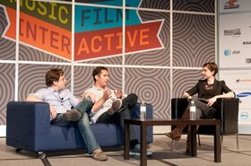 «Inside Instagram» under SXSW Interactive med Kevin Systrom.