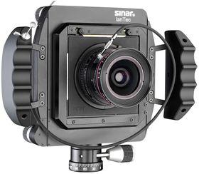 Sinars nye kamera har et ganske utradisjonelt utseende.
