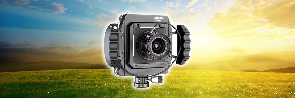 Nytt kamera for landskapsfotografen