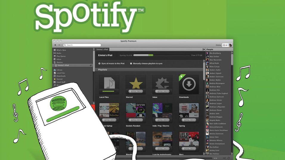 Hevder Spotify skal starte med video
