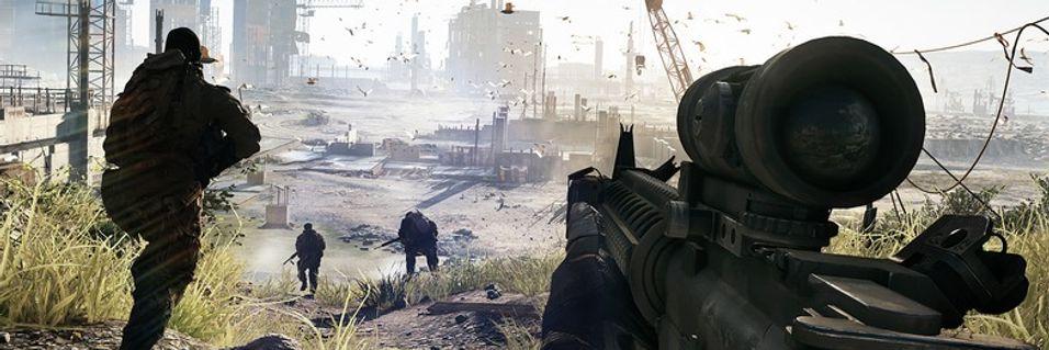 Her er Battlefield 4