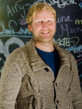 Bjørn Rustberggard er produktsjef i WeVideo og er overbevis om at nettskyen er plassen å redigere video. .
