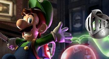 Test: Luigi's Mansion 2