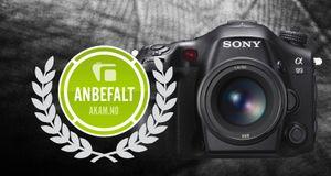 Test: Sony SLT-A99