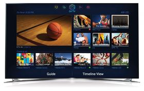 Samsungs nye smart-TV-plattform.