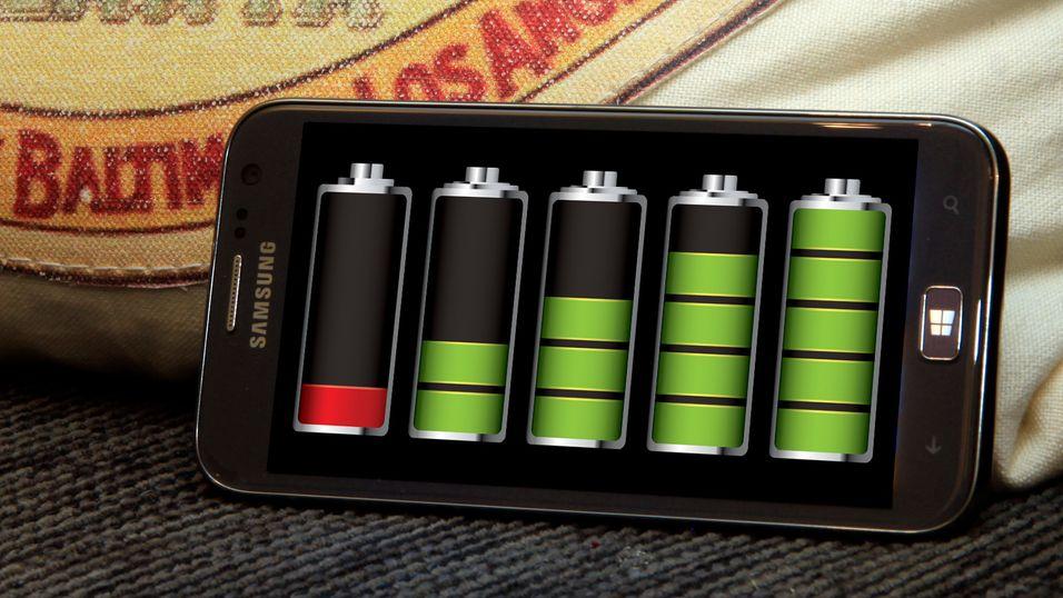 TIPS: Slik lader du mobilen raskere