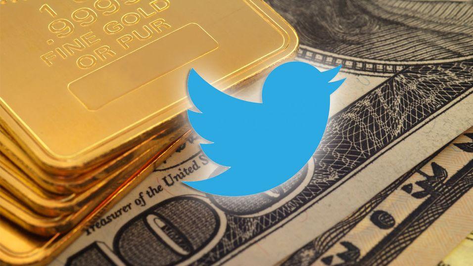 Gullgruven Twitter håver inn på mobilreklame