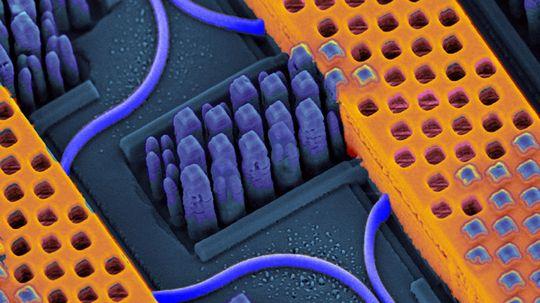IBM har utviklet en foto-elektrisk transistor.