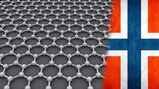 Norge er ett av landene som har kommet langt i utviklingen av grafén.