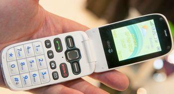 Doro PhoneEasy 622 Vi ser nærmere på Doros enkle 3G-telefon