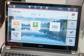 Doro Experience gjør både telefonen og PC-en enklere å bruke.