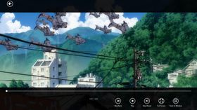 VLC for Windows 8, avspilling.
