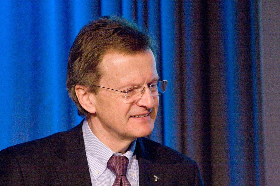 Konsernsjef Jon Fredrik Baksaas i Telenor sier at den indiske operasjonen vil gå i balanse etter desember 2013.