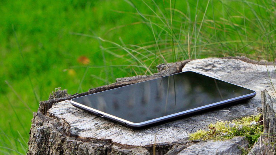 Den første Nexus 7-modellen hadde Nvidia-brikke. I etterfølgeren kan Google komme til å bytte til konkurrenten Qualcomm, ifølge ryktene.