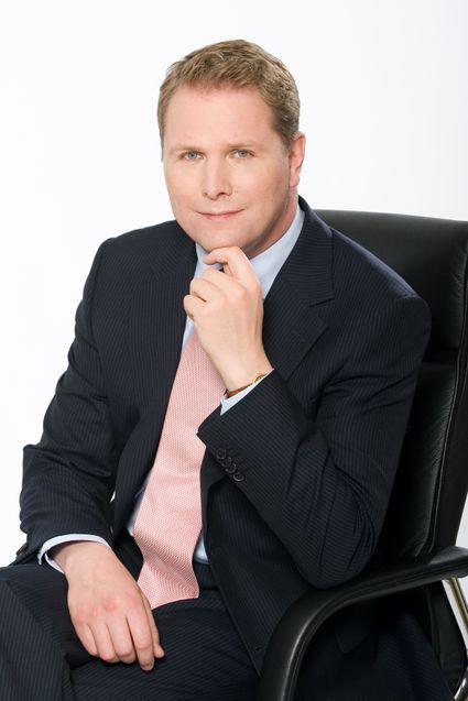 Kjell Morten Johnsen er ny Telenor-sjef i Serbia.