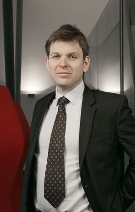 Thor Andre Svendsen i Ventelo.