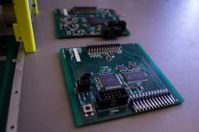 Samtlige systemer er designet og konstruert av UiO-studenter.
