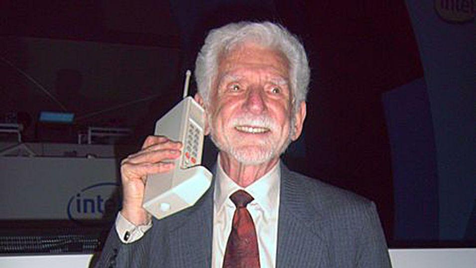 40 år siden første mobilsamtale