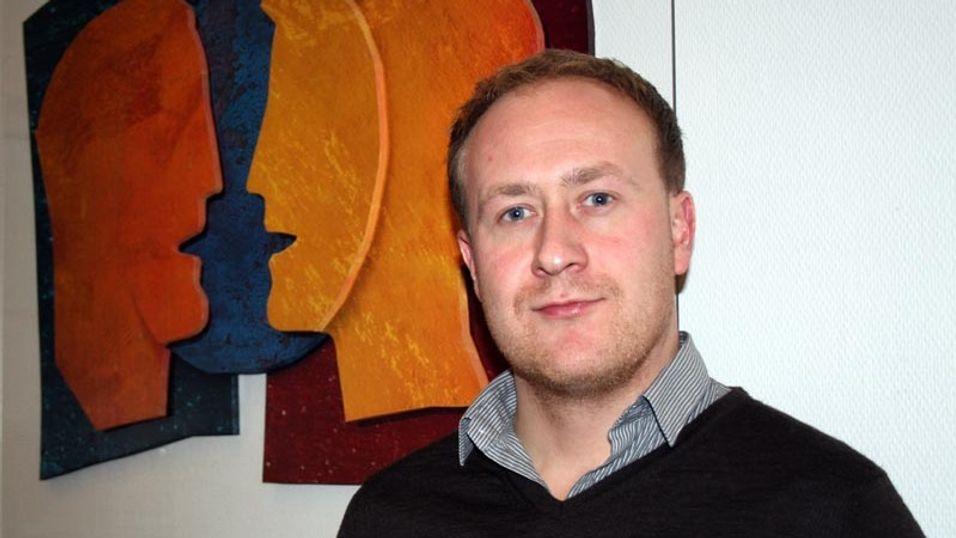 Kommunikasjonsdirektør Øyvind Vederhus i Netcom forteller at selskapet lanserer HD Voice rett etter påske.