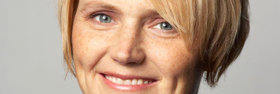 Sveriges IT-minister Anna Karin Hatt.