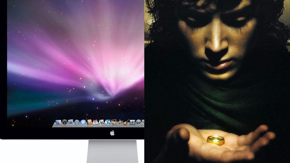 – Apple slipper en 65-tommers TV i 2014