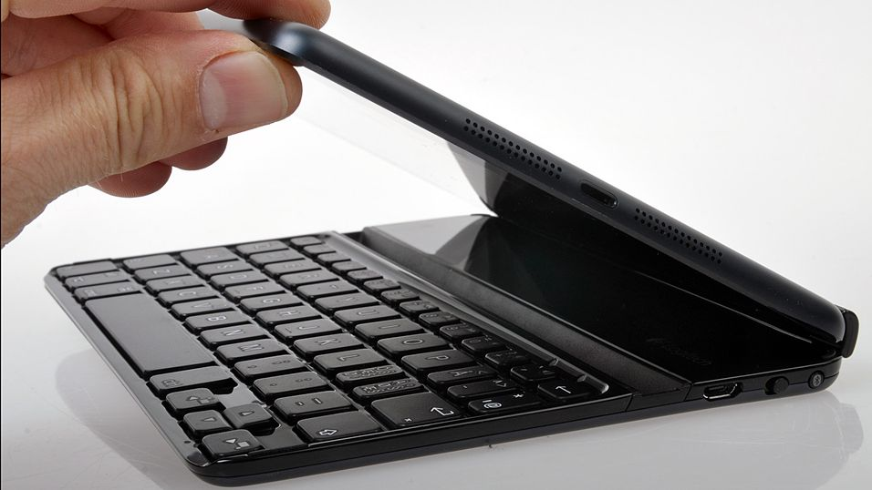 TEST: Logitech Ultrathin Keyboard mini