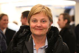 Statsråd Rigmor Aasrud støttet opp under dugnaden for Norges tredje største næring.