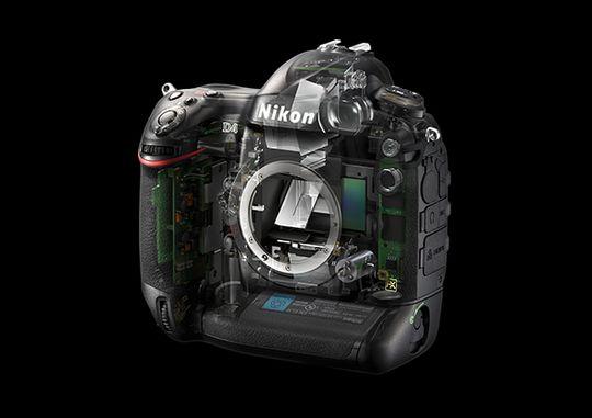 Nikons toppmodell D4 skal får bedre hvitbalanseegenskaper med den nye firmwaren.
