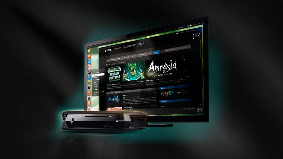 Spillmaskinen X51 fra Alienware kommer nå utstyrt med Ubuntu som operativsystem.