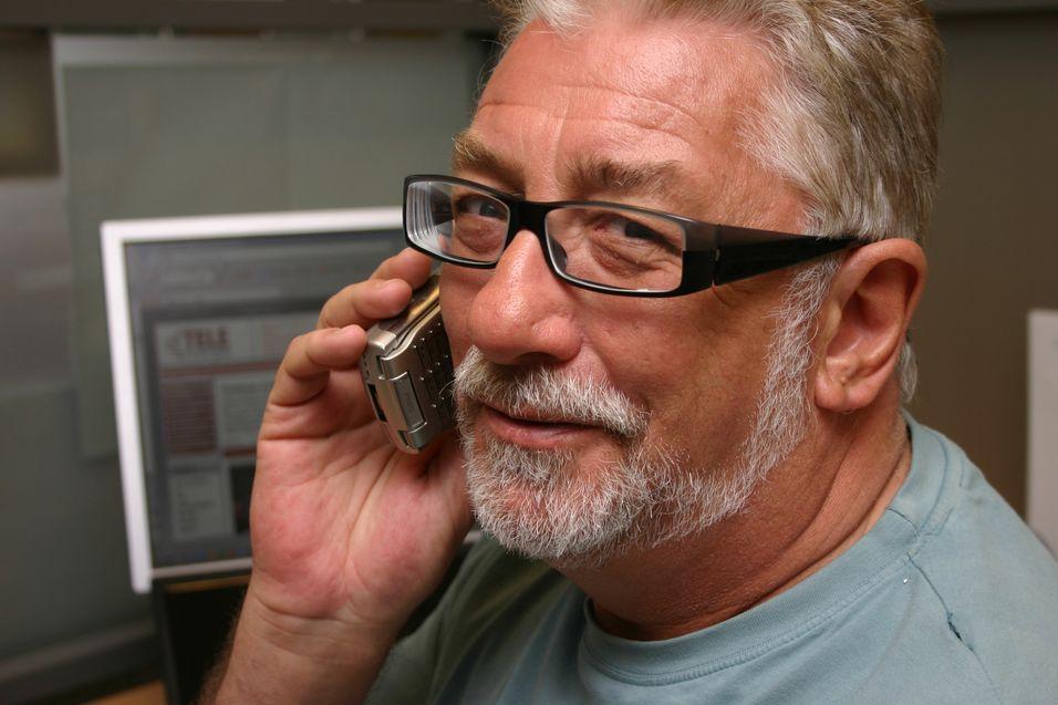 DEBATT: Nisjer i mobil
