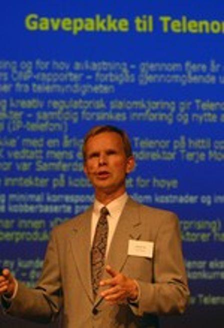 DEBATT: Fordyrer regelverket innføring av IP-telefoni?