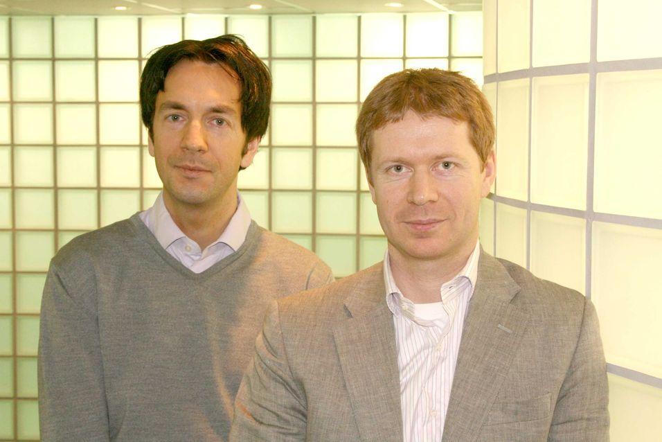 - Organiser kundenes digitale privatliv! oppfordrer Haakon Sandven og Geir røkke i Teleplan Consulting.