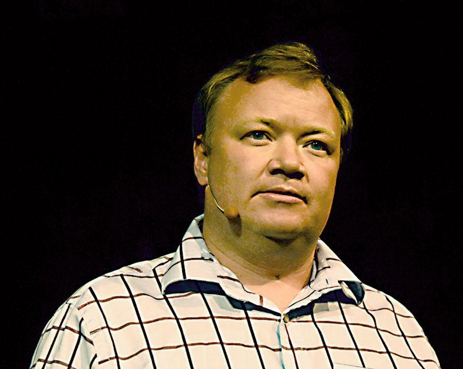 Teleanalytiker John Strand i Strand Consult.
