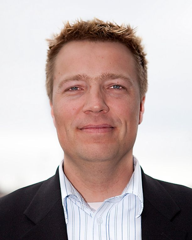 Dag-Kjetil Hansen er daglig leder i Bredbåndsfylket Troms.