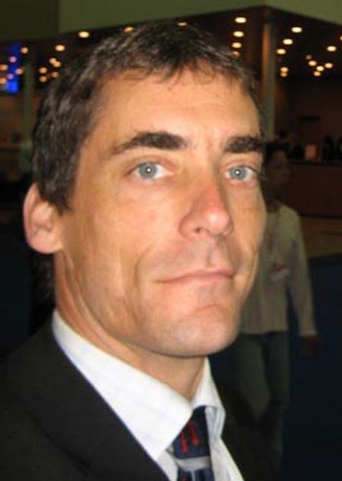 Robert Synnestvedt is Cisco\'s senior manager for global mobile internet marketing.