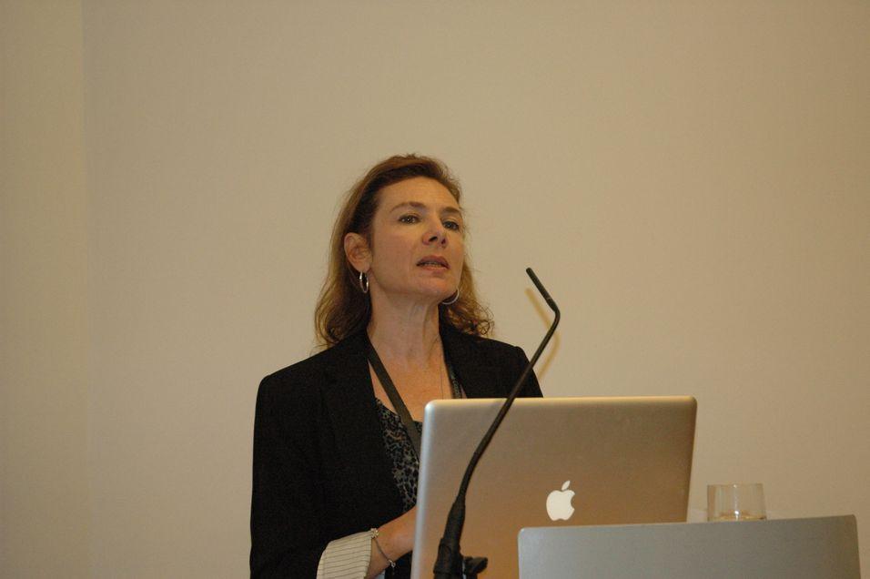 Nadia Babaali, kommunikasjonsdirektør i FTTH Europe.