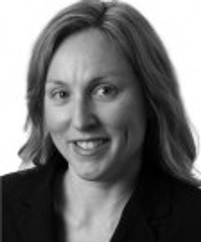 Senioranalytiker Nicole McCormick i Ovum leder selskapet forbrukeranalyse av mobilkommunikasjon.