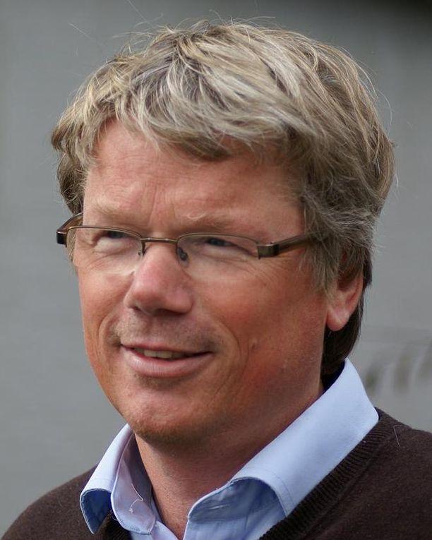 Per Thorvaldsen er innovasjonsdirektør i Nera Networks