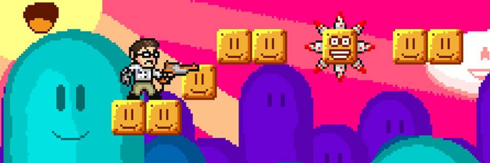 Angry Video Game Nerd blir spel