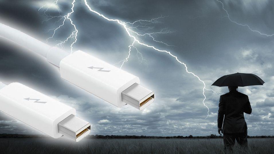 Thunderbolt blir ny igjen