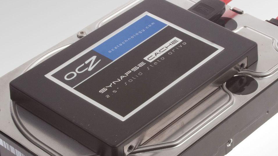 OCZ har vokst seg store på SSD-er, men er nå i trøbbel.