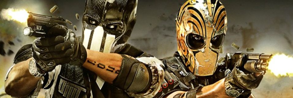 ANMELDELSE: Army of Two: The Devil's Cartel