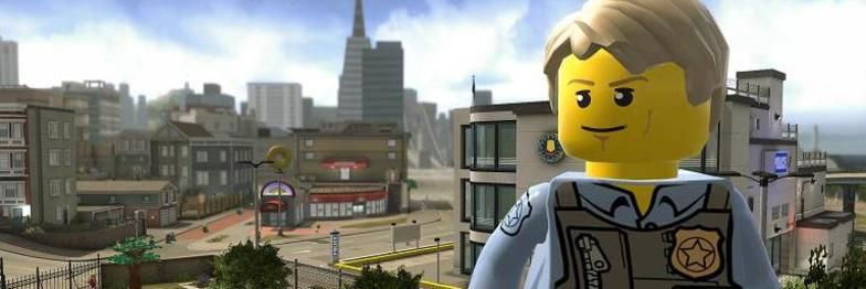 ANMELDELSE: Lego City Undercover